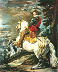 Don Gaspar de Guzmán, Graaf-Hertog van Olivares