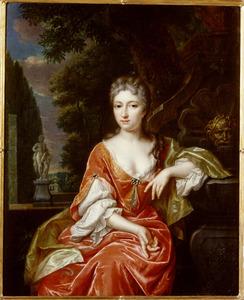 Portret van Elisabeth Hochepied (1678-1708)