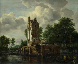 Huis Kostverloren aan de Amstel