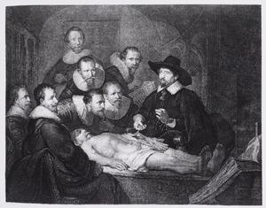 De anatomische les van dr. Nicolaes Tulp (1593-1674)