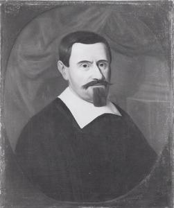 Portret van Carolus de Maets (1597-1651)