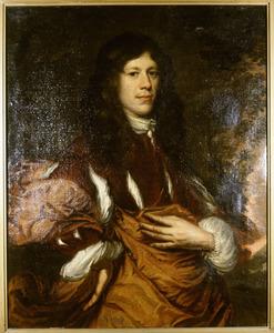Portret van waarschijnlijk Johan de Veer (1640- )