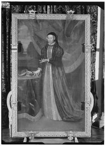 Portret van Geertruid van Nijenrode (1525- )