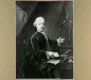 Portret van Wouter Buck (1731-1765)