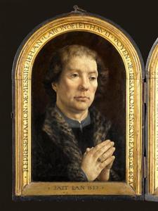 Portret van Jean Carondelet (1469-1545)