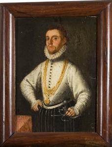 Portret van Dirk van Dorth (?-1583)