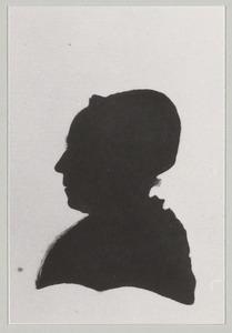 Portret van mademoiselle de Roy
