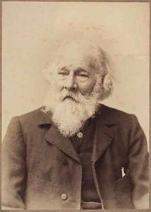 Portret van Ary Johannes Lamme (1812-1900)