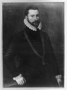 Portret zogenaamd van de hertog van Alençon