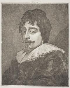 Porrtet van een man ten onrechte genaamd François Du Quesnoy (1594-1643)