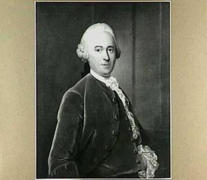 Portret van Quirijn van Strijen (1718-1790), ontvanger-generaal van de Unie