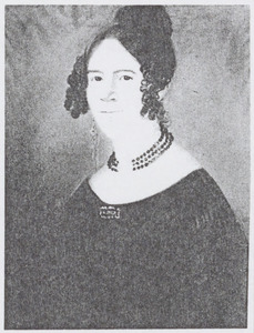 Portret van Gezina Judith Stroink (1818-1849)