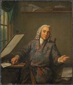 Portret van Jan Caspar Philips (1700-1775),