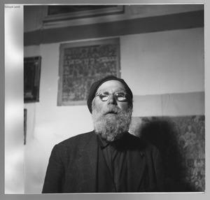 Portret van Leonid Sologub (1884-1956)