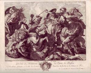 Het doden van leeuwen  tijdens de eeuwenjacht