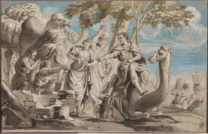 Jacob trekt met zijn gezin naar Sukkot en bouwt voor zichzelf een huis (Genesis 33:33:17)