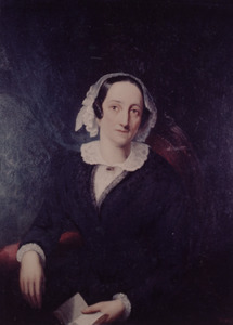 Portret van Emerentia Johanna Browne (1791-1849)