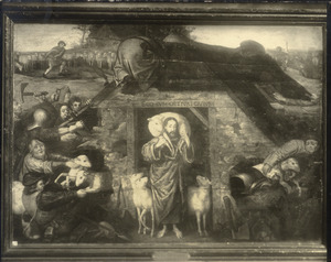 De parabel van de goede herder (Joh.10:1-21)