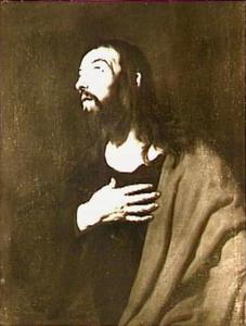 Christus in de Olijvenhof
