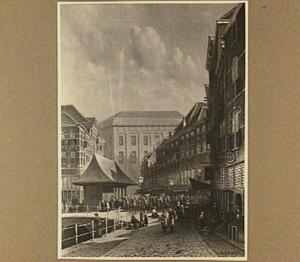 De Vismarkt te Utrecht