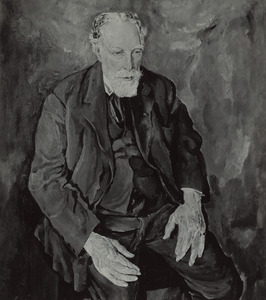 Portret van James Sidney Ensor (1860-1949)
