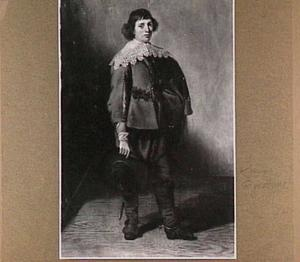 Portret van een man, mogelijk Jan Jansz. de Stomme (1615-....)