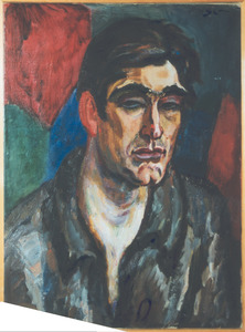 Portret van Ernst Leyden (1892-1969)