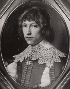 Portret van Willem Ruychaver