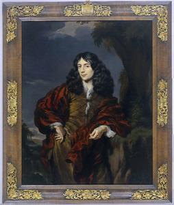 Portret van Simon van Alphen (1650-1730)