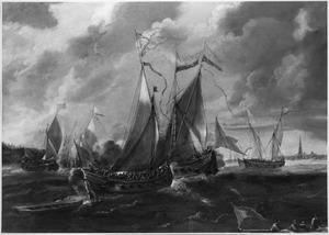 Slag op de Zuiderzee, oktober 1573