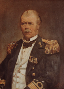 Portret van Frederik Lambertus Geerling (1815-1894)