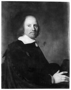 Portret van Jacobus Akersloot (1615-1691)
