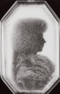 Portret van waarschijnlijk Geertruyd Johanna Antonia Strick van Linschoten (1767-1843)