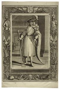 Portret van Robertus I Frisius van Vlaanderen (1029/1032-1093)