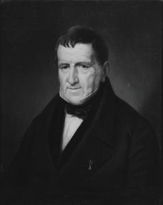 Portret van Joost Gerard Godard Baron Taets van Amerongen (1769-1850)