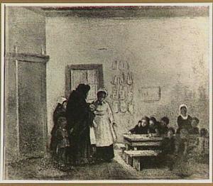 De hut in het weeshuis