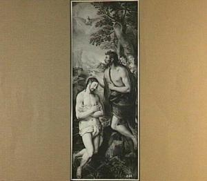 De doop van Christus (Altaar van het bontwerkersambacht)