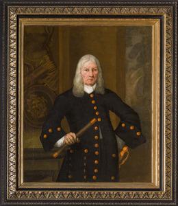 Portret van Willem van Outhoorn (1635-1720)