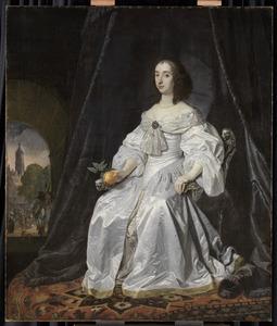 Portret vsn Maria I Stuart (1631-1661)