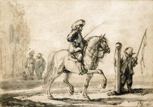Het dresseren van een paard