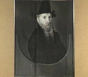 Portret van Petrujus Tiara (1514-1586)
