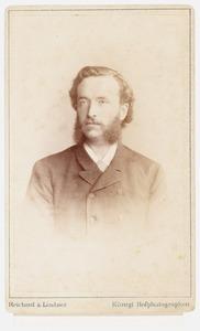Portret van I. de Jager