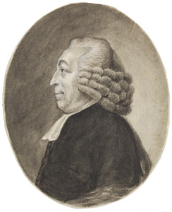 Portret van Anthonius Kuyper (1743-1822)