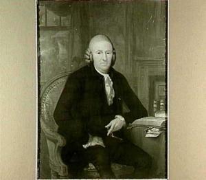 Portret van David van Poelien