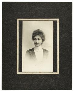 Portret van Elizabeth Sijtsma (1882-1977)