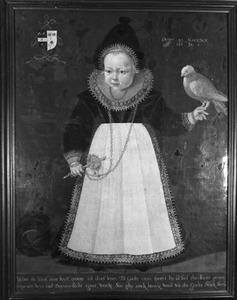 Portret van Nicolaes Stochius