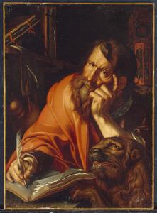 De apostel Marcus