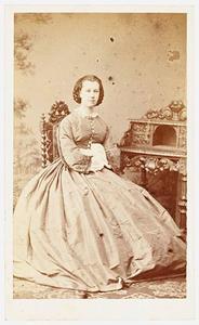 Portret van Susanna Anna Johanna Wijnanda Mackay (1836-1908)