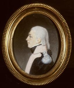 Portret van Nicolaas Samuel Rambonnet (1781-1870)