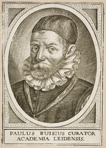 Portret van Paulus Buys (1531-1594)